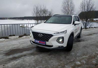 Новое поколение Hyundai Santa Fe тест-драйв, обзор, комплектации, цены в новом проекте АВТО//ПРЕМИУМ