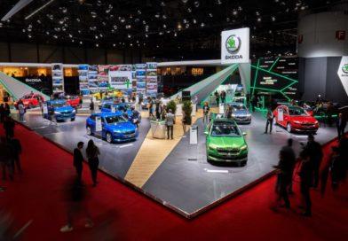 Премьеры Skoda на Женевском автосалоне 2019
