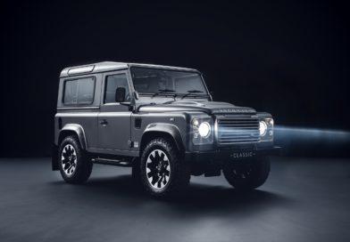 Land Rover вдохнет жизнь в предыдущие поколения Defender