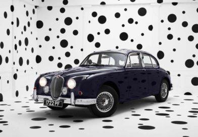 Проект Jaguar и фотографа Ранкина в честь 60-летия легендарного Mk 2