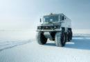Вездеход «Бурлак» задействуют в реконструкции станции «Восток» в Антарктиде