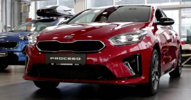 Новый Kia Proceed в проекте Автопремиум