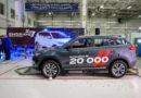 В этом году сошел с конвейера завода «БЕЛДЖИ» 20-тысячный автомобиль Geely!