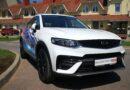 Новый кросс-купе Geely FY11 обзор и первый тест-драйв