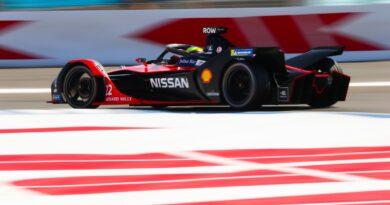 Nissan e.dams готова к сезону в Формуле Е