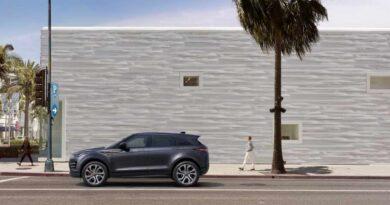 Новые специальные серии Autobiography и Lafayette для Range Rover Evoque