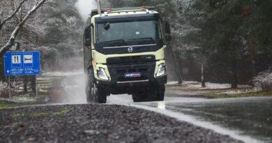 Новый Volvo FMX обзор Автопрофи