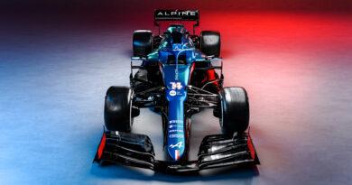 ALPINE F1 TEAM в новом сезоне 2021 года