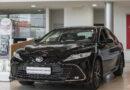 Обновленная Toyota Camry – уже в Минске