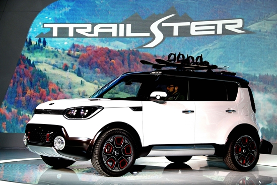 Trail'ster